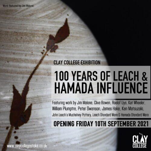 leach and hamada poster